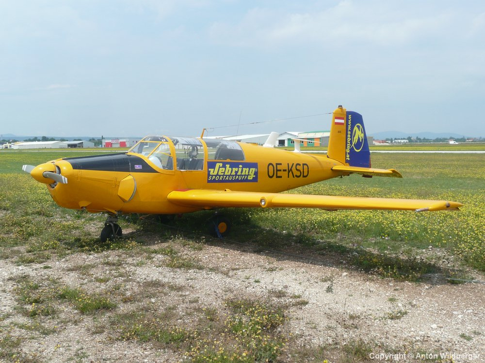 Mutleys Hangar - Just Flight - SibWings SAAB 91 Safir