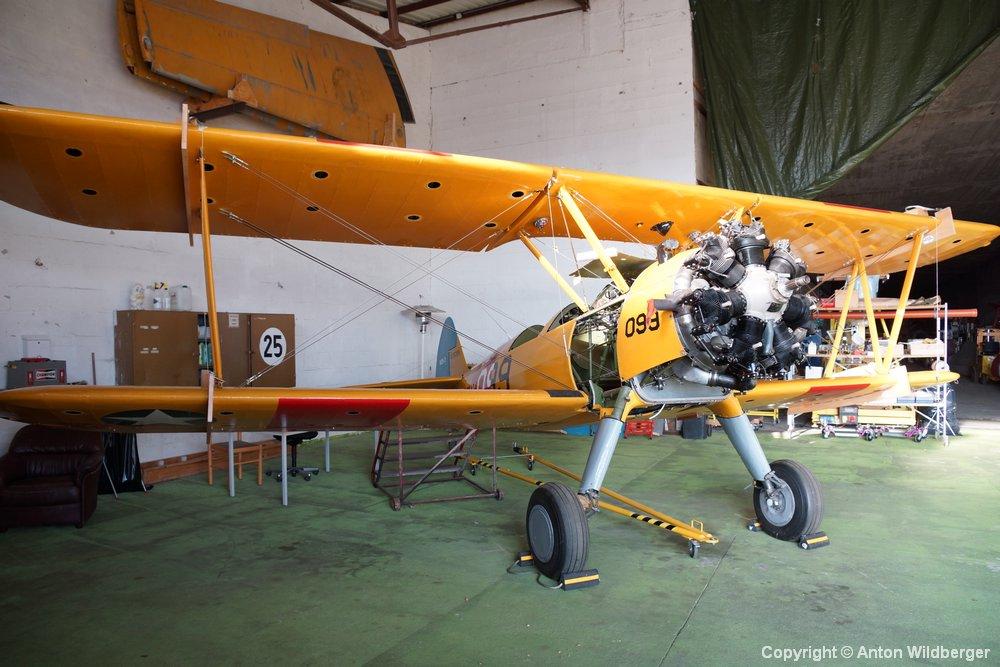 Boeing Stearman Model 75 / PT17